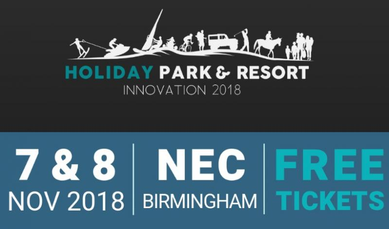 Holiday Park & Resort Innovation - the unmissable event for holiday businesses