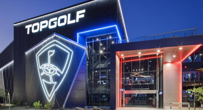 Topgolf Opens First Venue in South Carolina