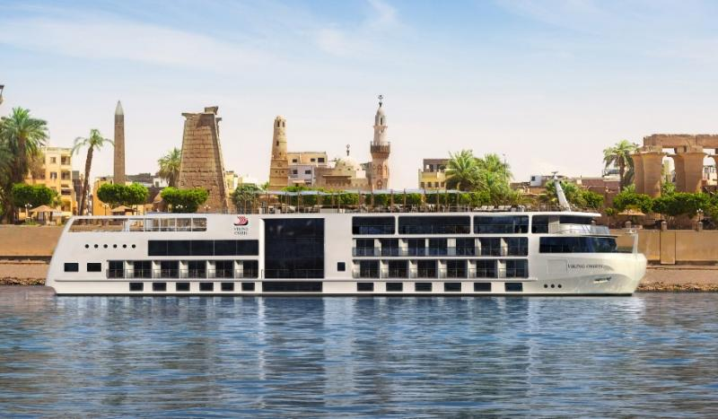 Viking Announces New Egypt Ship And Privileged Access Experiences For 2020