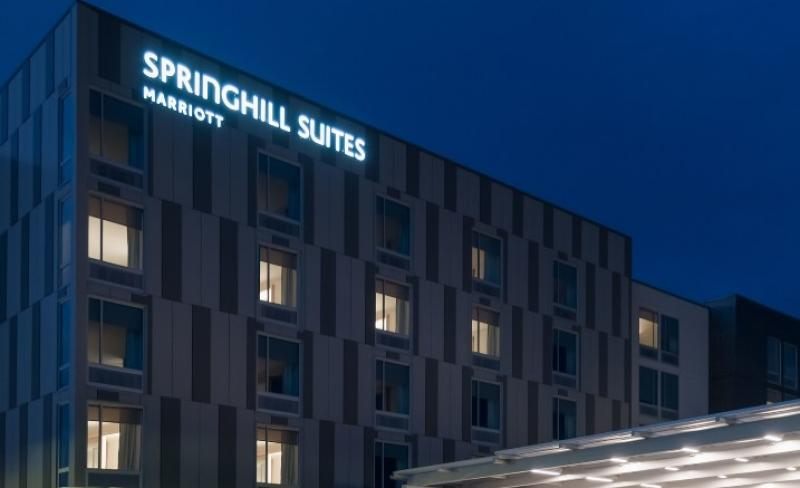 SpringHill Suites By Marriott Opens Doors In Westfield, Indiana