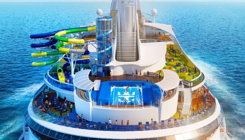 Voyager of the Seas Ups the Ante Down Under With New Wave of Thrills