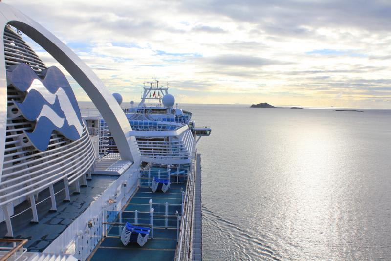 Princess Cruises The First Cruise Line To Integrate With CVC Corp