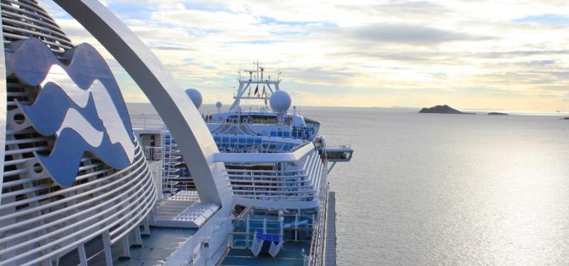 Princess Cruises Offers Exceptional Cruise Savings During Great Getaways Sale