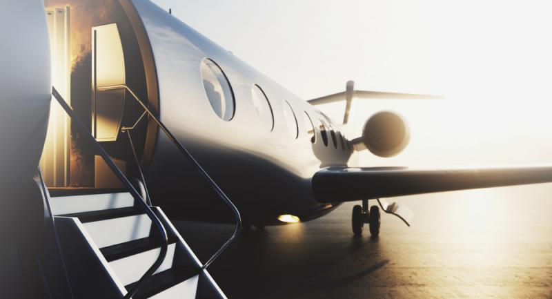 Demand for private aviation surges in response to COVID-19