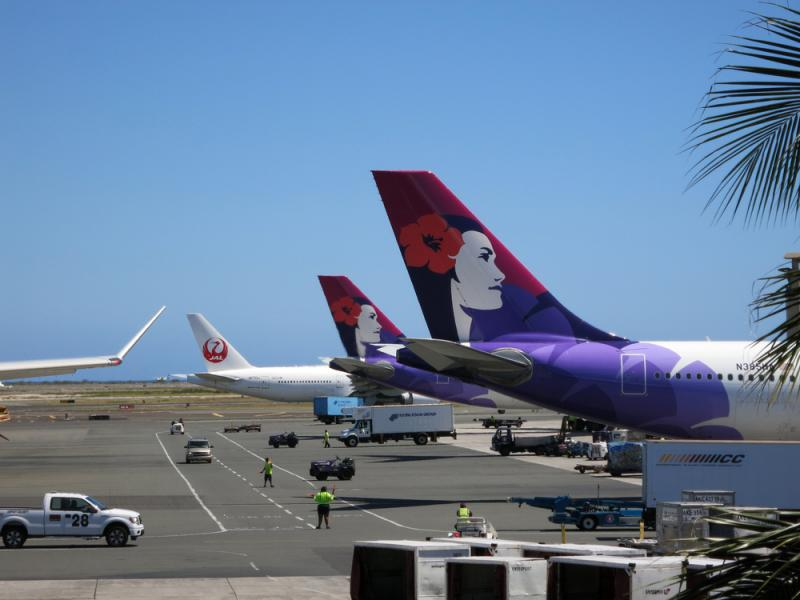 Hawaiian Airlines to Offer Guests Drive-through Pre-Travel COVID-19 Tests