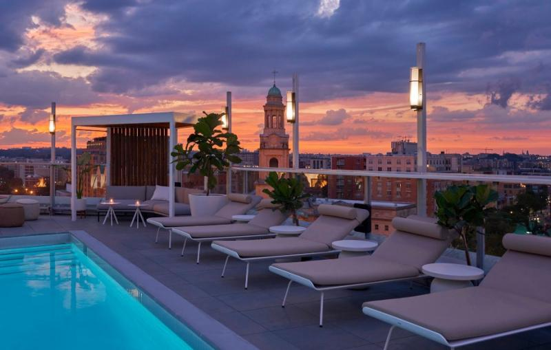 Hotel Zena, A Groundbreaking Hotel Dedicated to Female Empowerment, Opens in Washington D.C.