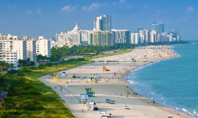Miami Beach Invites Visitors to Turn Vacations into Remote