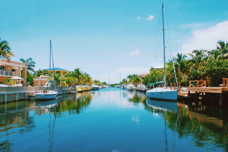 Escape COVID-19 in the Florida Keys