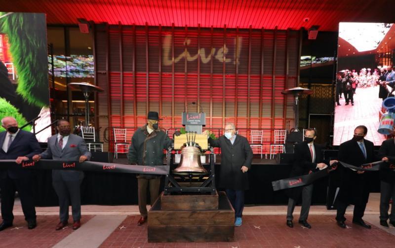 The Cordish Companies Proudly Celebrates The Grand Opening Of Live! Casino & Hotel Philadelphia