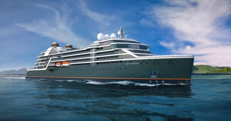 New Seabourn Venture