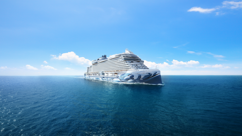 Norwegian Cruise Line Unveils Name Of New Ship, Launching Summer 2022!