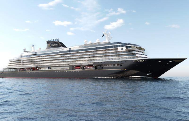 MSC Cruises Debuts New Luxury Brand Named Explora Journeys