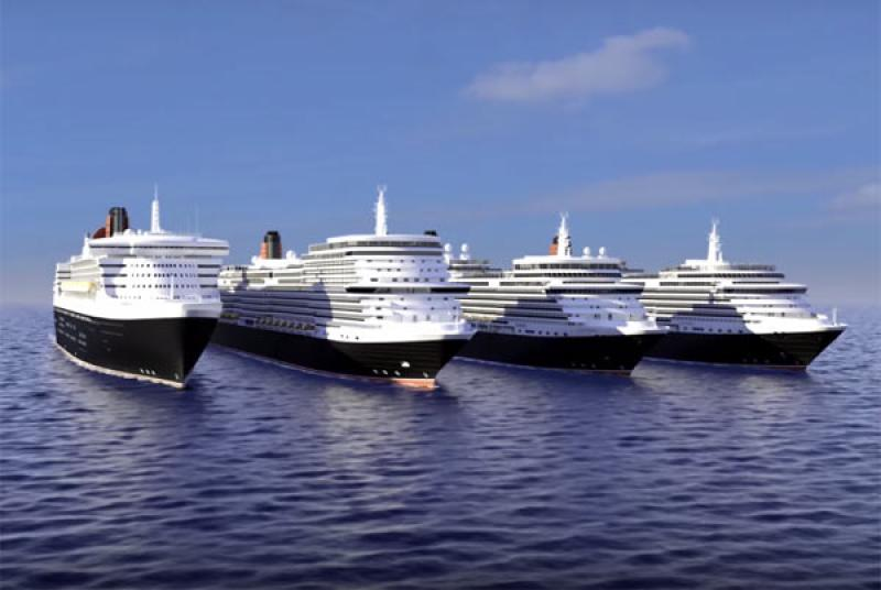 Cunard Line Cancels World Voyages, Unveils New Itineraries