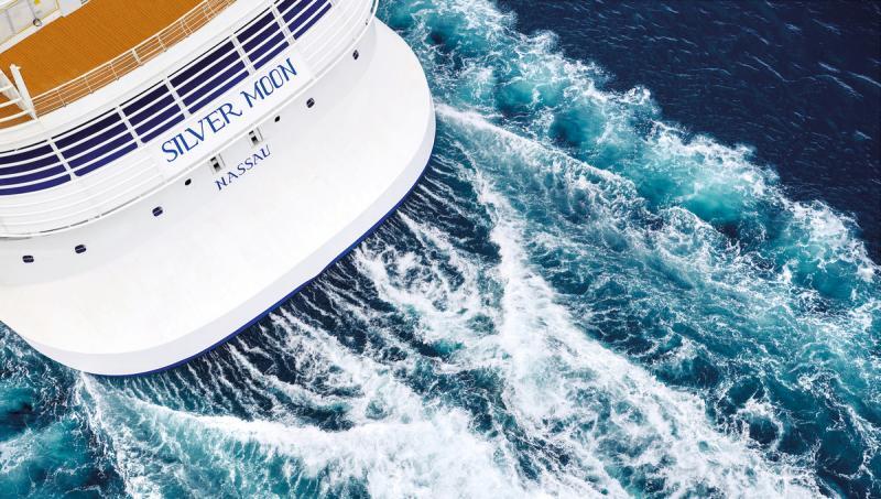 Silversea Cruises' Silver Moon Christened In Greece