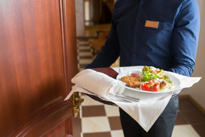 Hotels Open The Door To The Next Evolution In Room Service