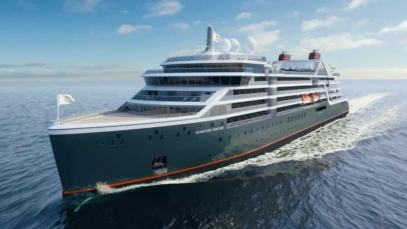 Seabourn Venture's Debut Pushed Back Again