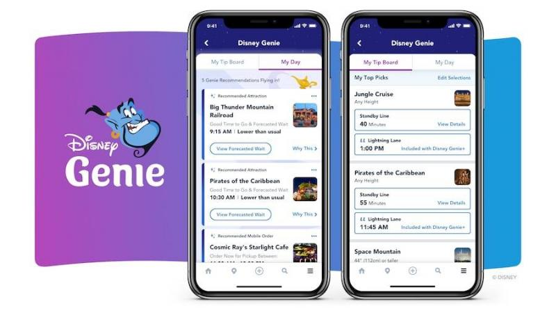 Disney Genie Fee Lets Park Guests Get In The Fast Lane