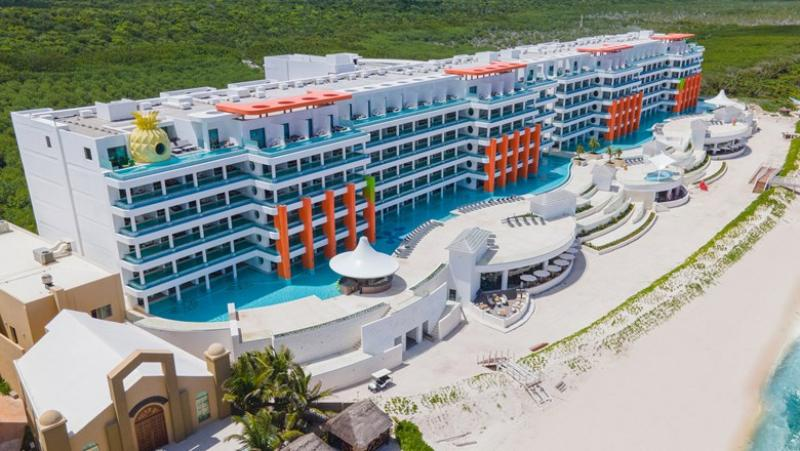It's Slime Time With Nickelodeon On The Riviera Maya