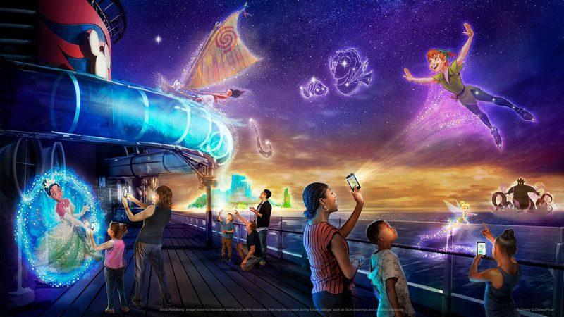 Disney Wish To Debut New Disney Uncharted Adventure