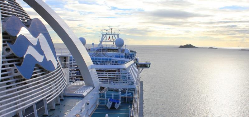 Princess Cruises Offers Up to 30% off on Sun Drenched Cruise Vacations