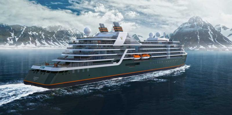 Seabourn Names Newest Expedition Ship, Launching February 2023