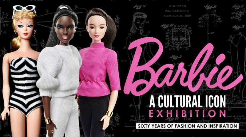 The Las Vegas Strip Is Getting All Dolled Up For Barbie Exhibit