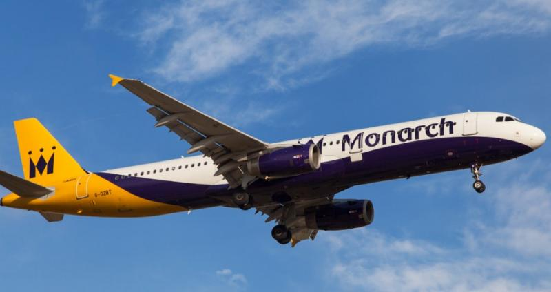 Advice for customers affected by the collapse of Monarch Airlines