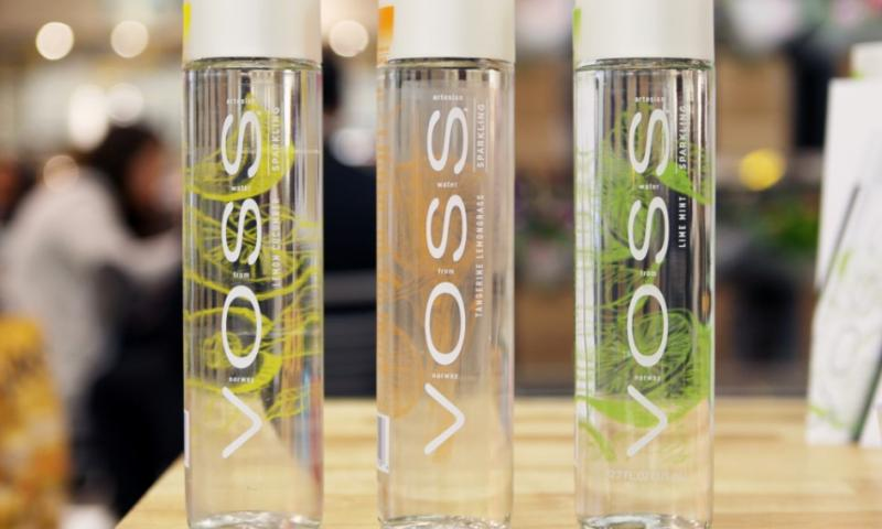 VOSS Adds New Flavoured Sparkling Waters