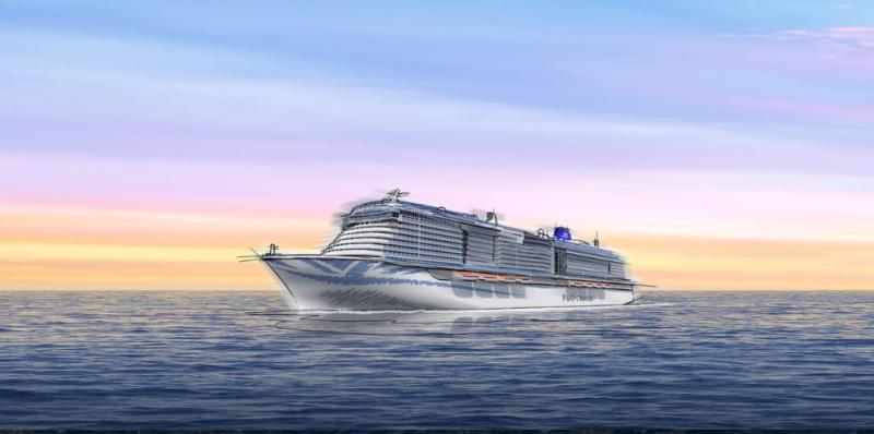 Carnival Corporation Orders Second New Ship for its P&O Cruises Brand