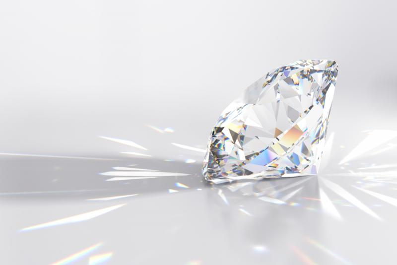 Secrets to keeping your diamonds sparkling
