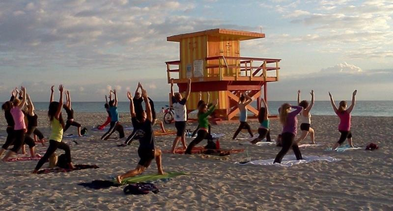 Miami Beach Emerges as Haven for Wellness Vacation Seekers This Season