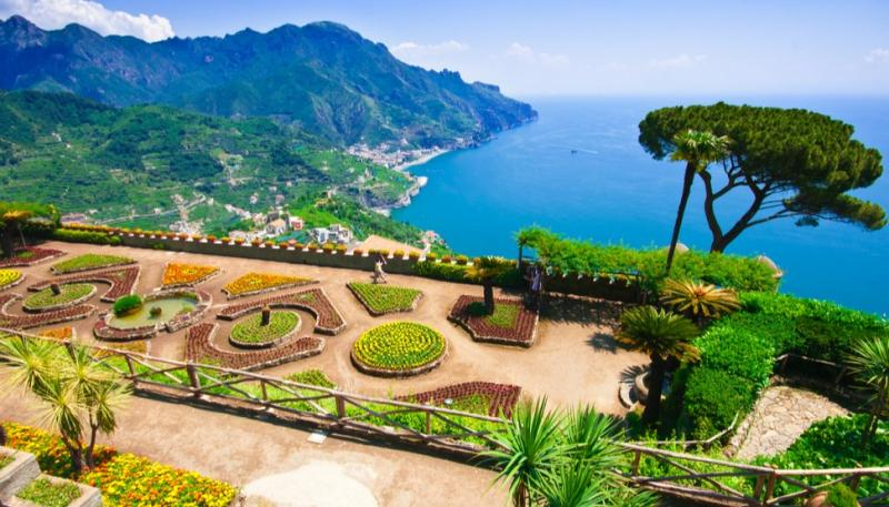 A Romantic Getaway on the Amalfi Coast