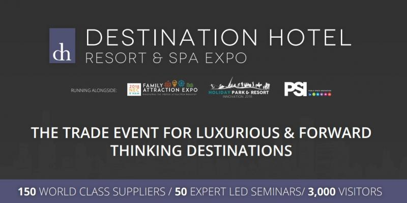 Destination Hotel Resort & Spa Expo 2018
