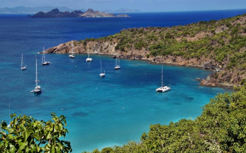Crowd-Free Caribbean Islands: Best Secluded Anchorages