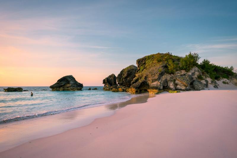 Make A Splash In Bermuda This Fall