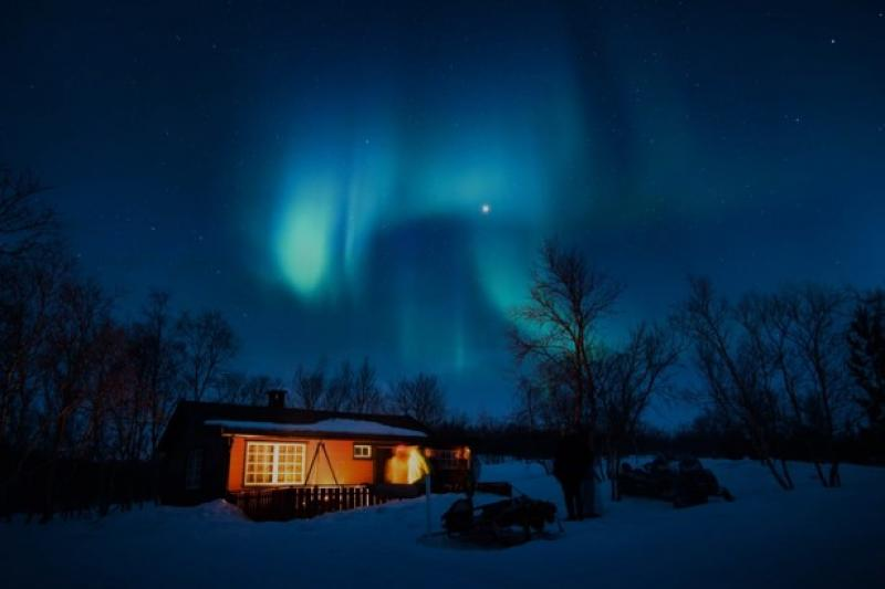 Six Viewing Spots To Watch The Northern Lights This 2020