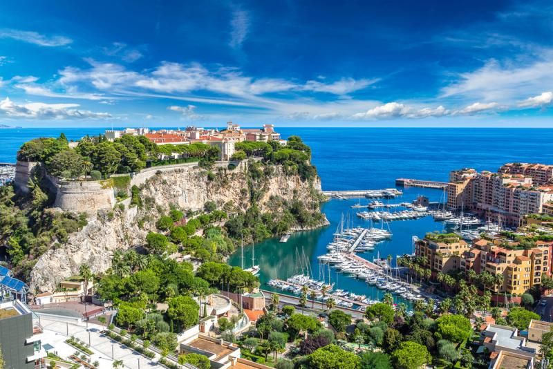 The Most Exciting Michelin Plate And Michelin Star Restaurants In Monaco