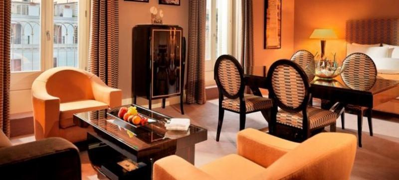 The Grand hotel via Veneto