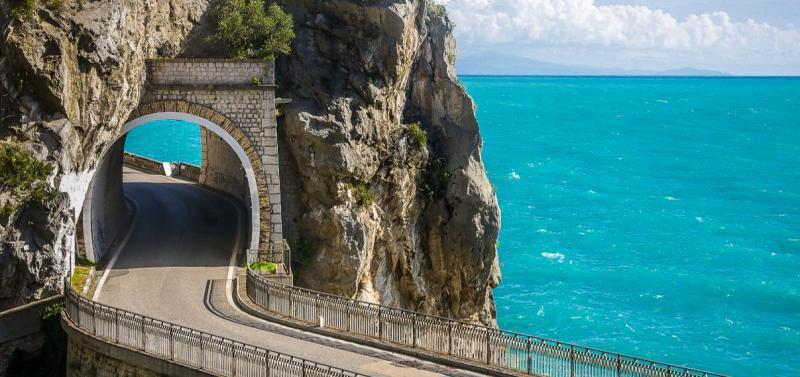 The Freedom of the Amalfi Coast