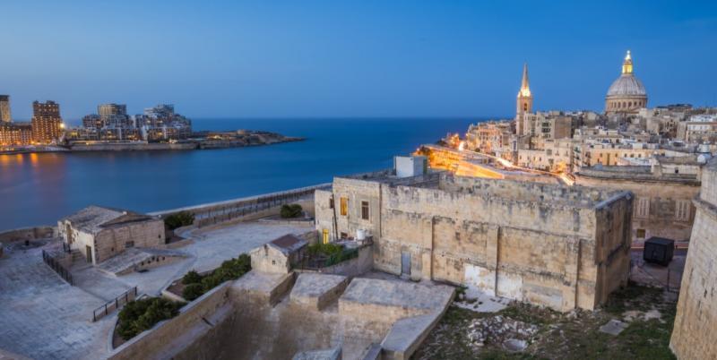 Visiting Valletta