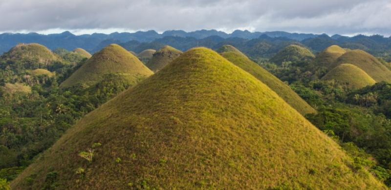 Discover the Chocolate Hills of Bohol