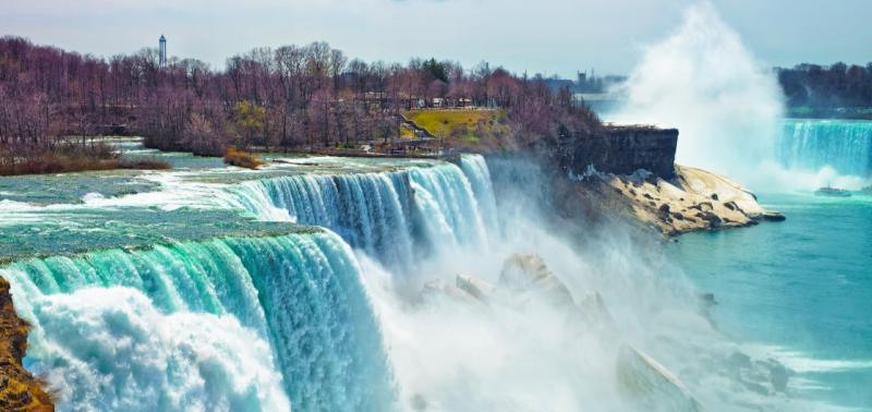 A Trip to Niagara Falls