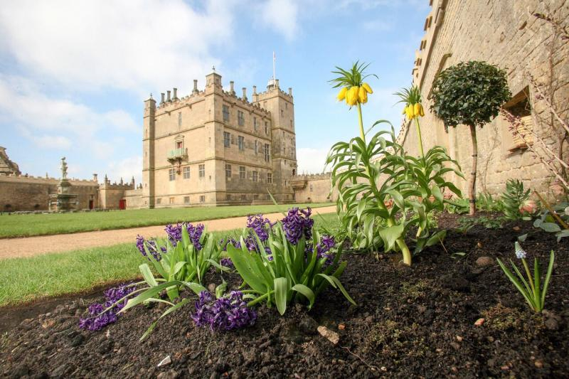 A day at Bolsover Castle