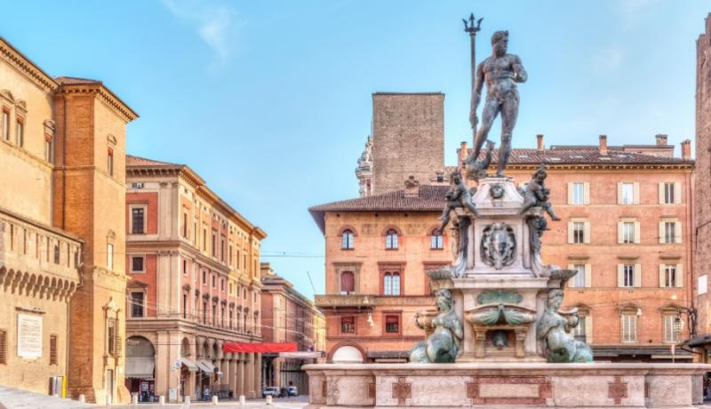 Bologna, Italy: The Fat One