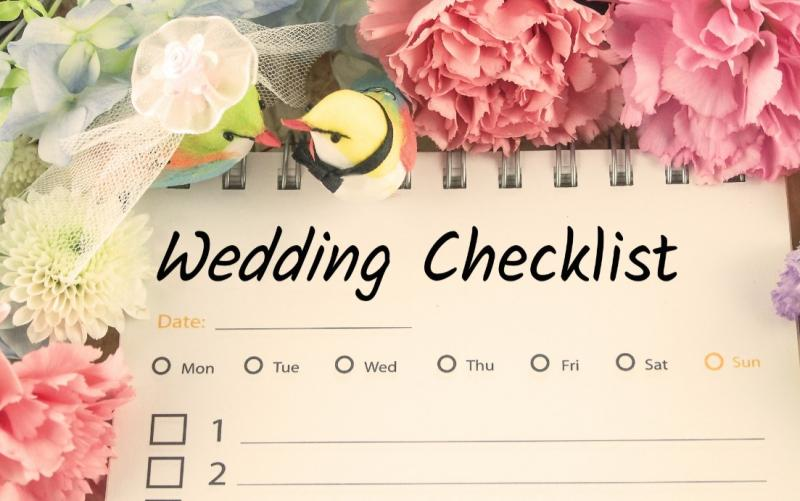 Wedding Planner in Paso Robles Releases 'Checklist for Avoiding Wedding Day Stress'