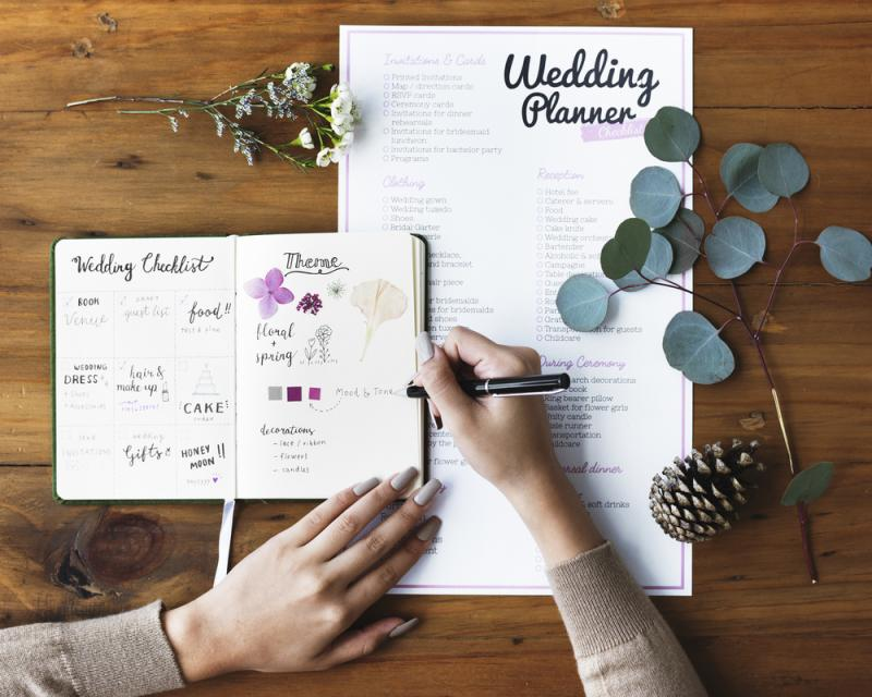 A Guide: The Ins and Outs of Starting a Wedding Planning Business