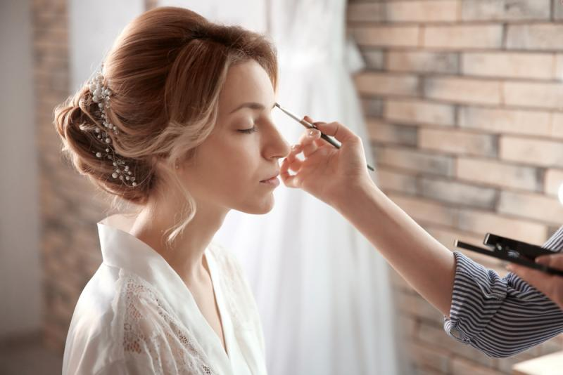 The Latest Spring Bridal Beauty Trends