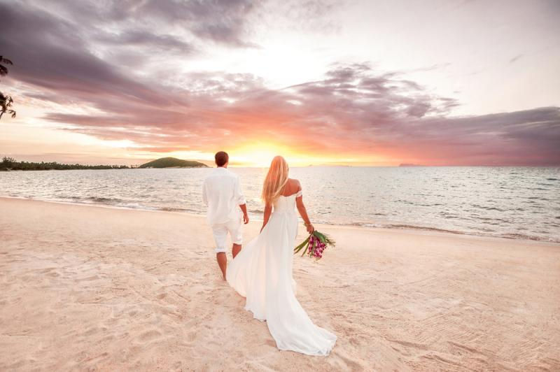 18 Most Romantic Beach Wedding Destinations
