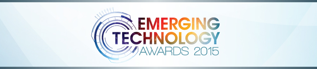 Emerging Technology Awards 2015