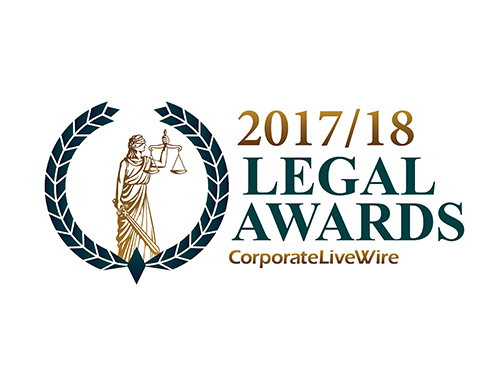 Legal Awards 2017/18 - 2017